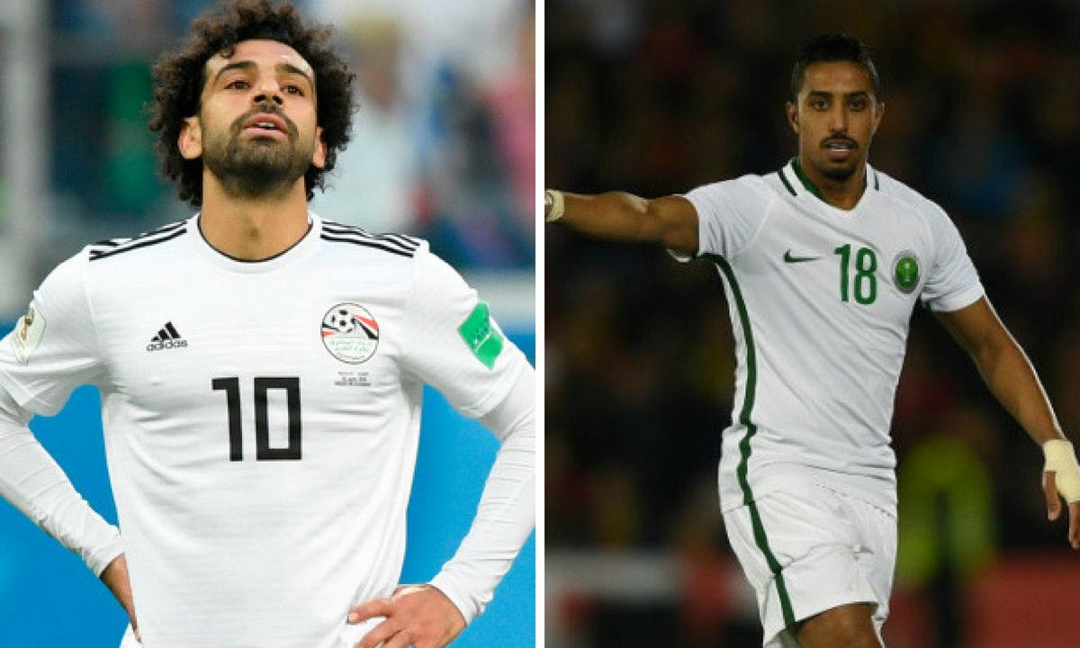 Arabia Saudită - Egipt, scor live - Meci CM 2018