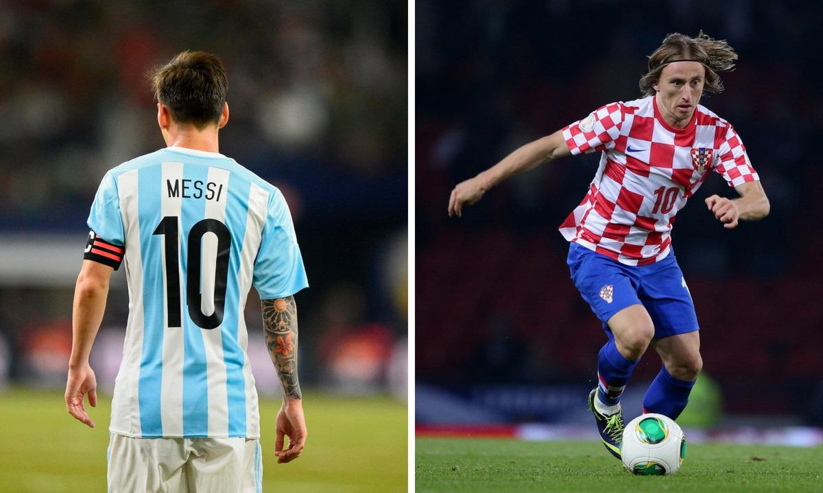 Argentina - Croația scor live 0-0 la CM 2018 - Video online TVR