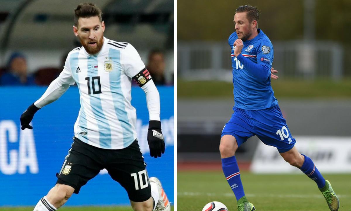 Argentina - Islanda Scor Live: Meci în Grupa D de la CM 2018