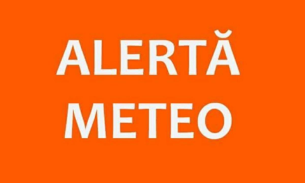 Alertă meteo! Cod roșu de inundații în județul Caraș Severin