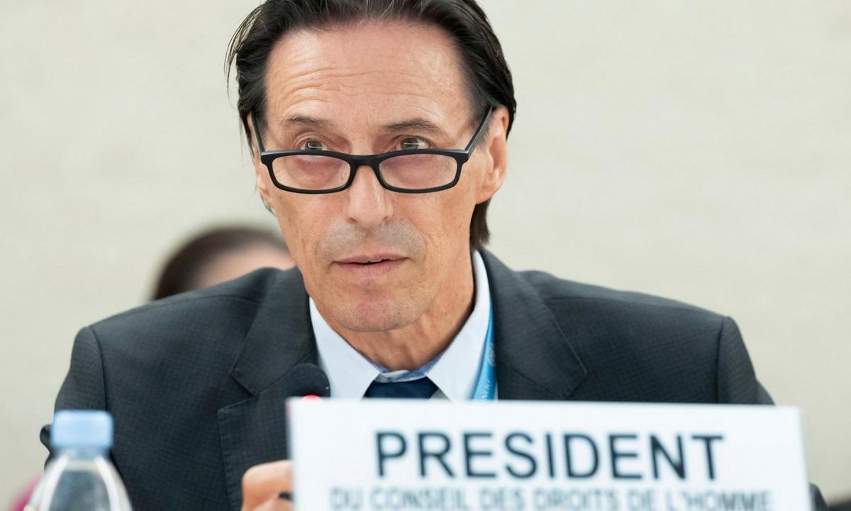 SUA s-au retras oficial din Consiliul Drepturilor Omului al ONU. Cum comentează șeful Consiliului ONU