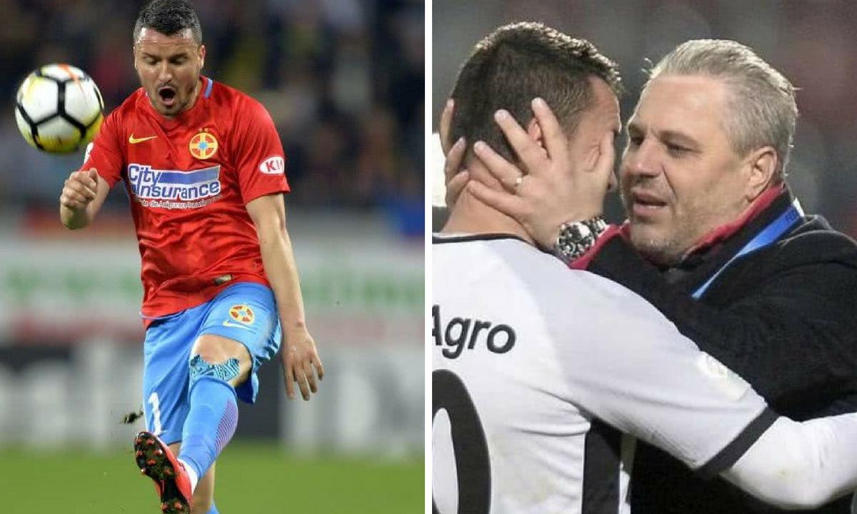 Constantin Budescu pleacă de la FCSB la noua echipă a lui Marius Șumudică