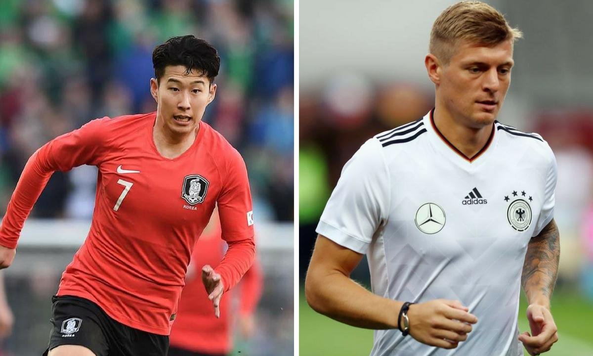 Coreea de Sud - Germania scor live și video online - CM 2018
