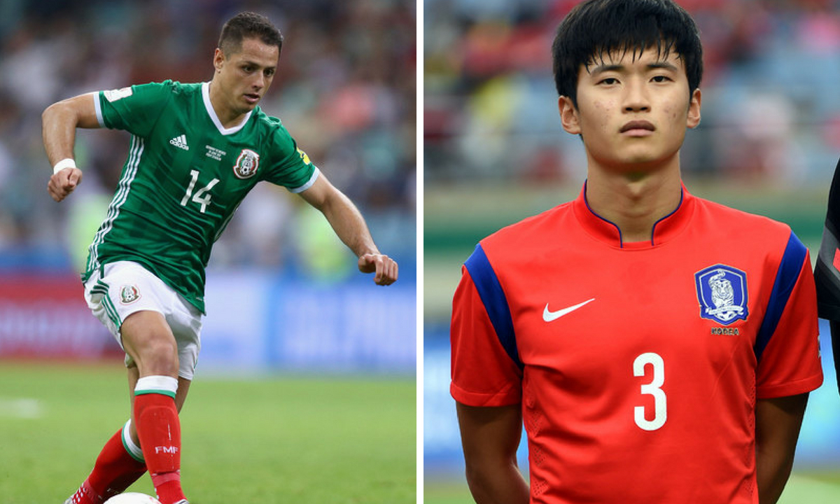 Coreea de Sud - Mexic, scor live și online video streaming la CM 2018