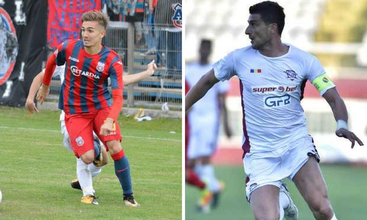 CSA Steaua - Academia Rapid scor live şi rezumat video - Playoff Liga 4