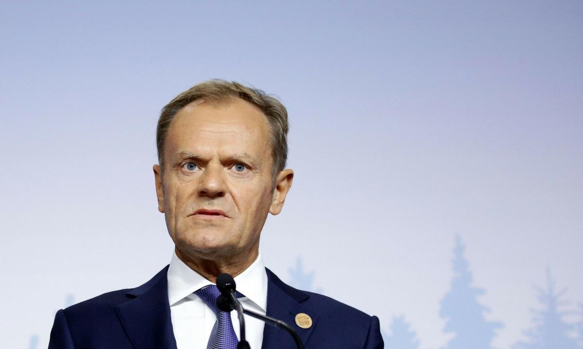 """Donald Tusk: """"Liderii UE28 au ajuns la un acord privind migrația"""""""