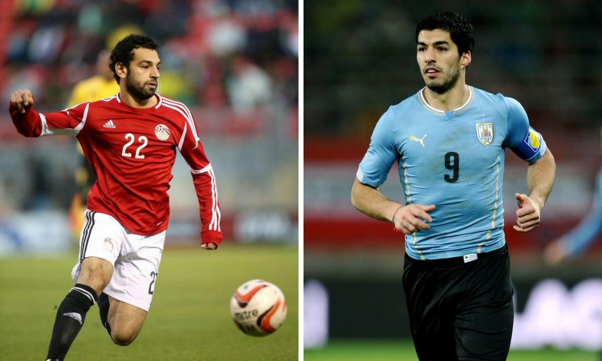 Egipt - Uruguay Scor Live - Meci în grupa A de la CM 2018