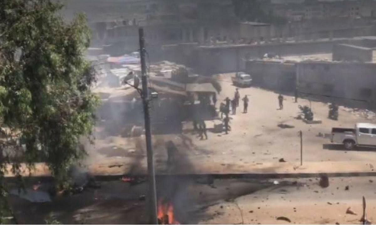 Explozii în Siria pe 27 iunie. Cel puțin 15 persoane au fost ucise în enclava Afrin