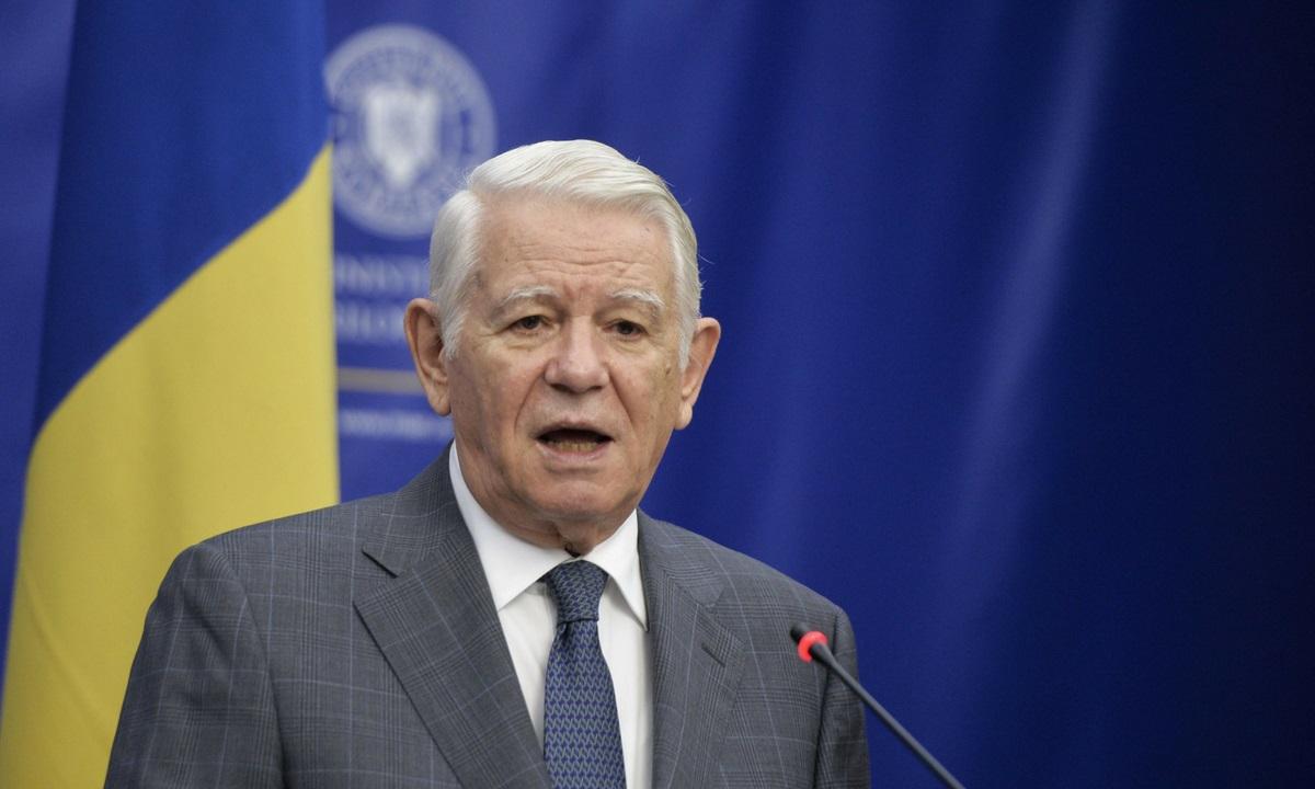 """Teodor Meleșcanu, despre propunerea lui Gabriel Vlase la șefia SIE: """"Are o anumită experiență"""""""