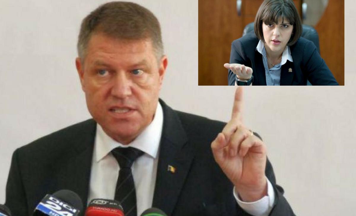 Ce are de gând Klaus Iohannis cu revocarea Laurei Codruța Kovesi. Nou atac la Liviu Dragnea!