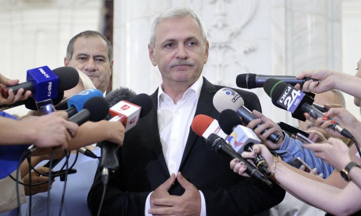 """Liviu Dragnea: """"Este exclusă o ordonanță de urgență privind Codurile penale"""""""