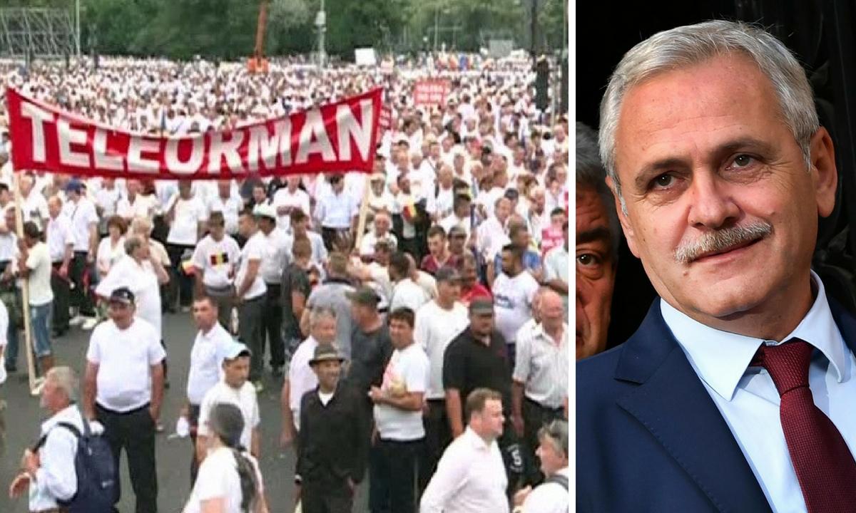 """Liviu Dragnea anunță un nou """"miting uriaș"""" al PSD și îl amenință pe Iohannis cu suspendarea!"""