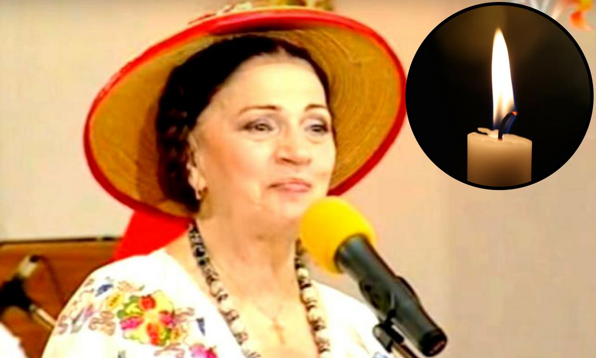 Maria Butaciu a murit. Cauza morții cântăreței de muzică populară