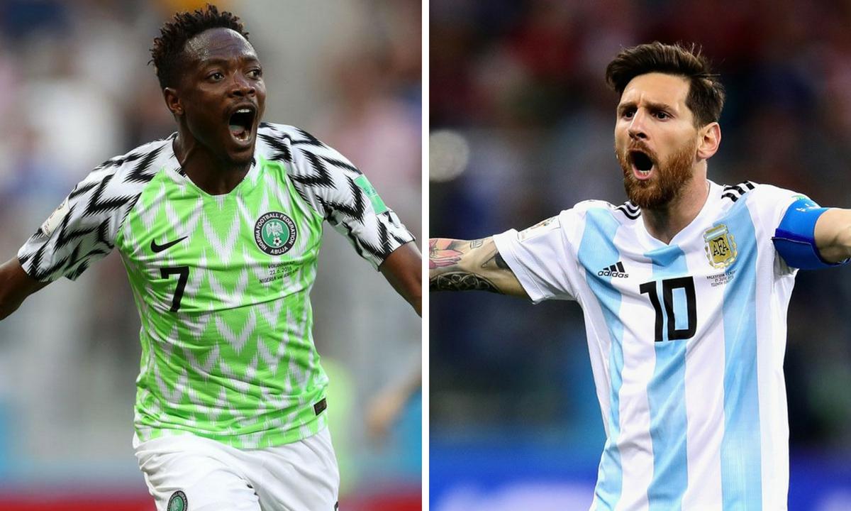 Nigeria - Argentina este meciul care decide a doua calificată în optimile CM 2018 din grupa D. Vezi aici scorul live şi rezumatul video.