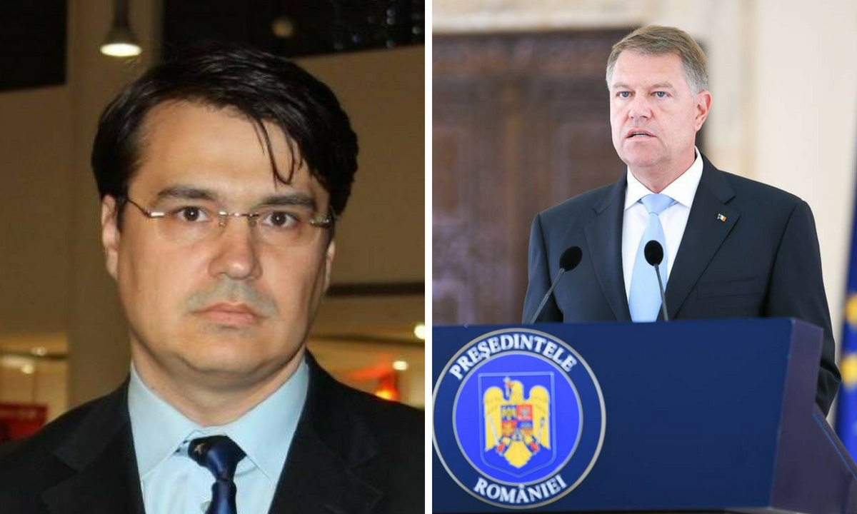 Fostul candidat la Primăria Sectorului 5, Cătălin Stochiță, a depus o plângere penală împotriva lui Klaus Iohannis