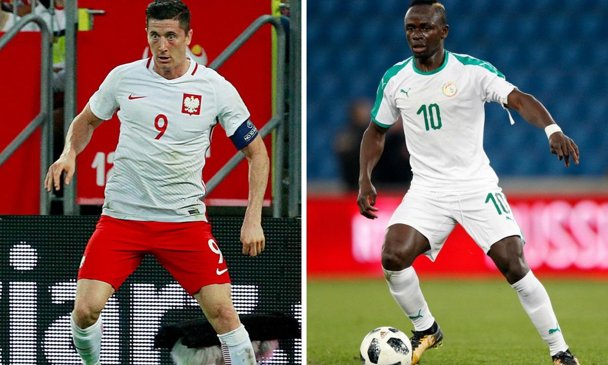 Polonia - Senegal, scor și video - Live online streaming TVR - CM 2018