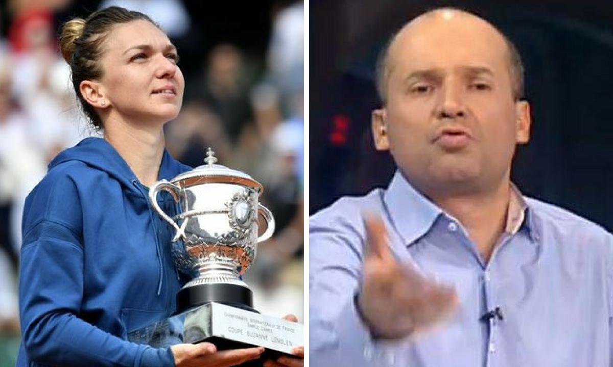 """Radu Banciu, noi critici pentru Simona Halep: """"Singurul atu al acestei fete este..."""