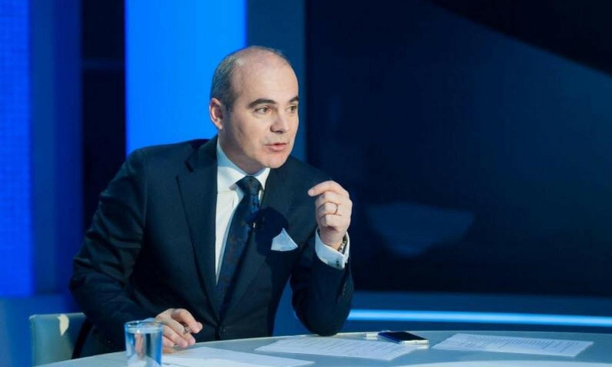 Rareş Bogdan, primul pe lista PNL la europarlamentare. Un singur vot împotrivă