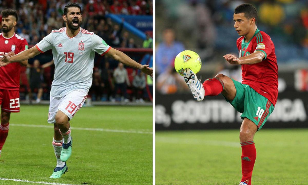 Spania - Maroc, scor live şi video online - CM 2018