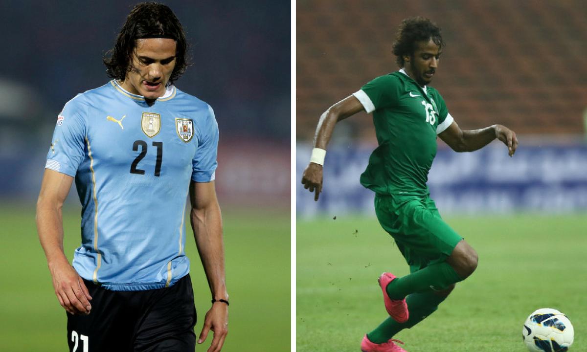 Uruguay - Arabia Saudită scor live - Online video streaming TVR 1 - CM 2018