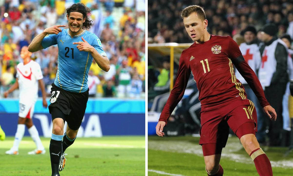 Uruguay - Rusia, scor live online - Grupa A CM 2018