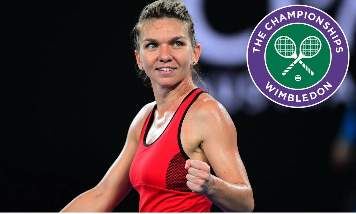 Cu cine joacă româncele în primul tur la Wimbledon 2018. Adversar facil pentru Simona Halep
