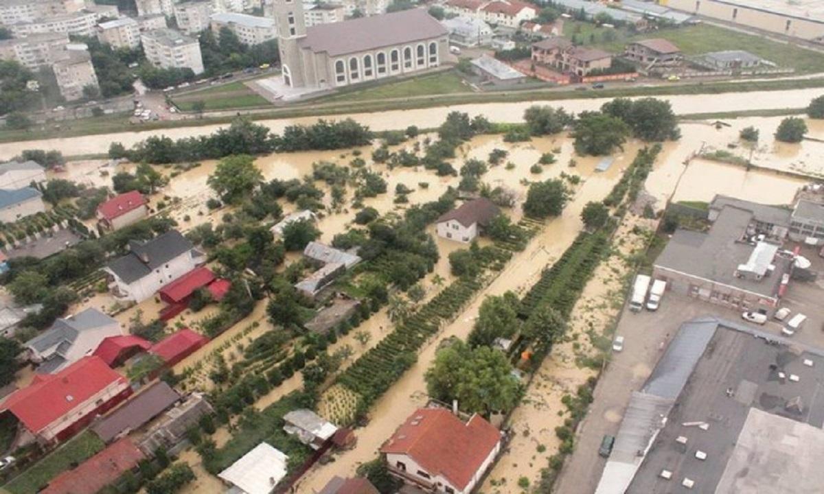 Dezastru în Brașov. Bilanțul inundațiilor care au lovit orașul