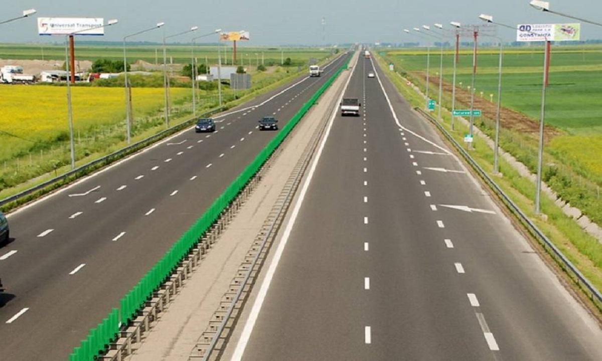 Traficul rutier pe A2, închis între Drajna şi Lehliu, pe ambele sensuri