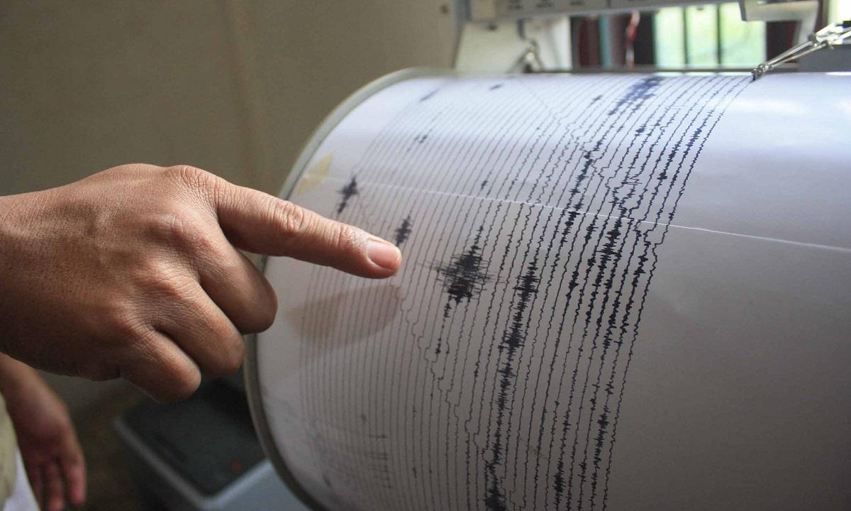 Cutremur de 5,7 grade pe scara Richter!
