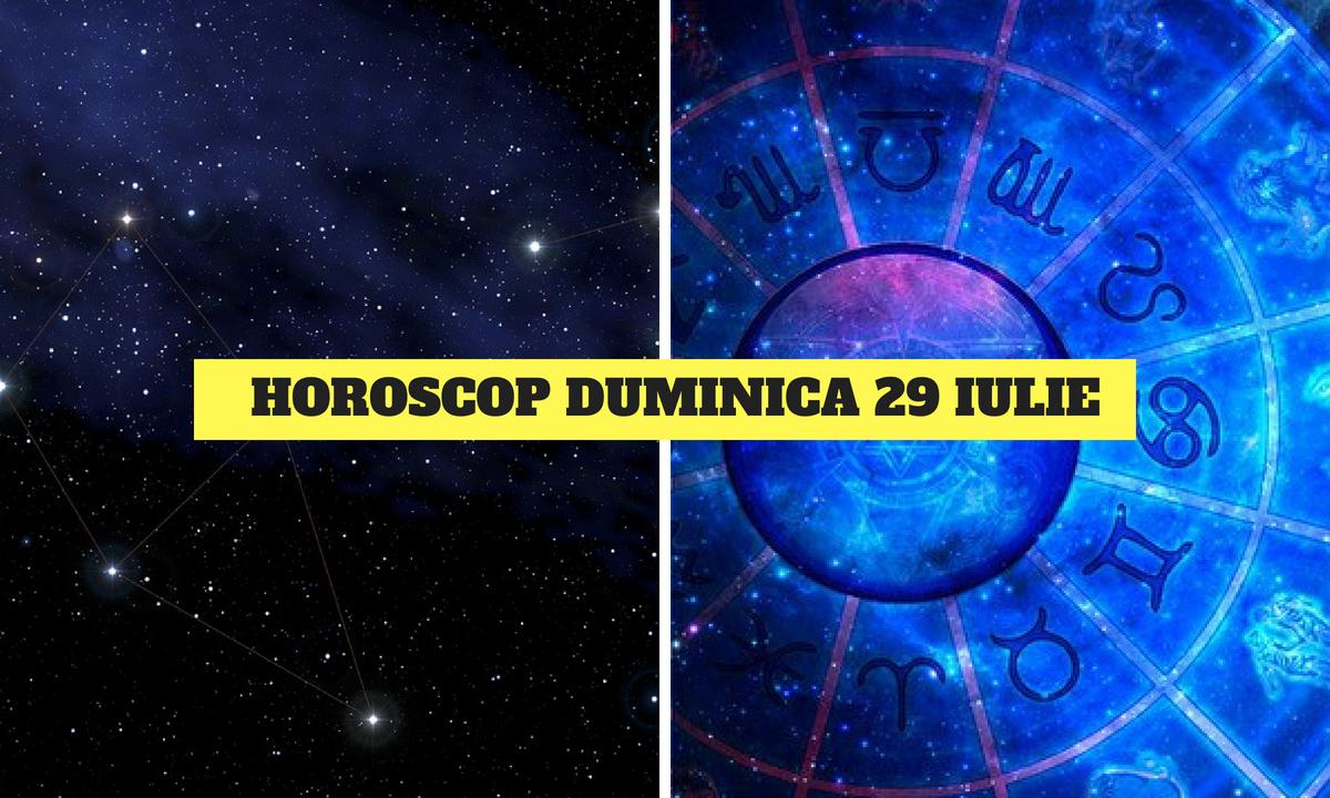 HOROSCOP DUMINICĂ 29 IULIE. O zodie va avea parte de o mare reușită!