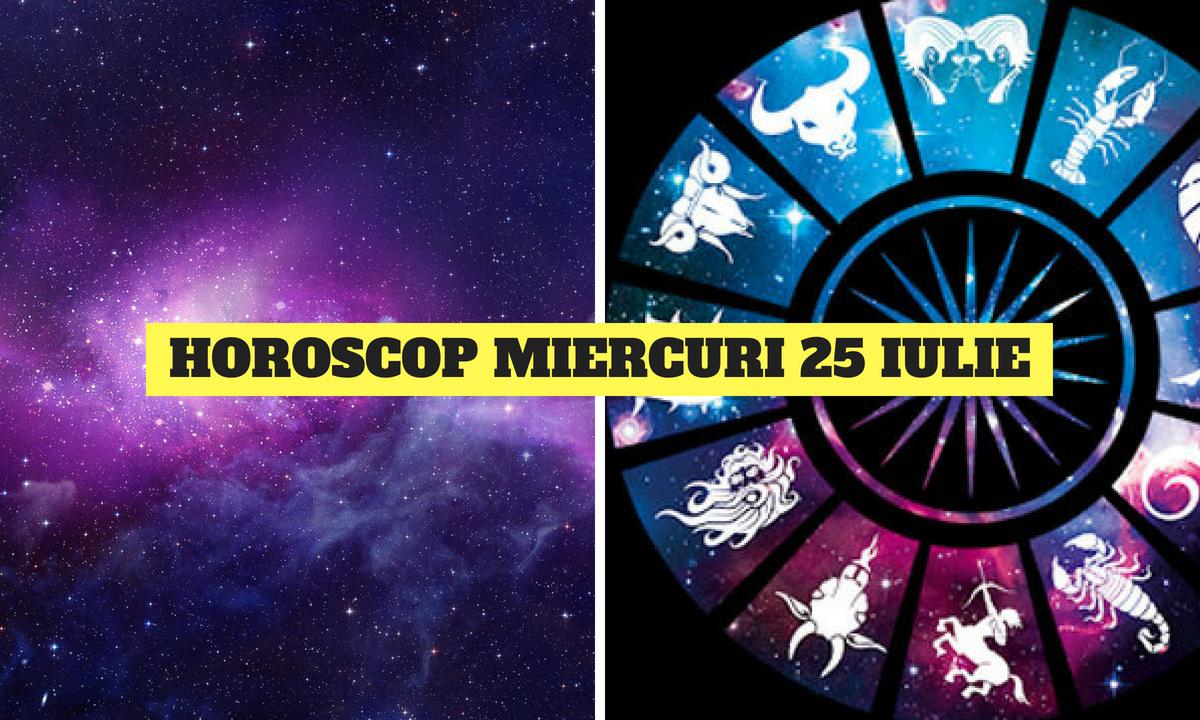 HOROSCOP MIERCURI 25 IULIE. O zodie își va găsi azi jumătatea!
