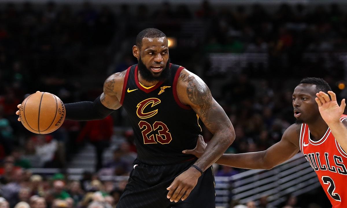 NBA: LeBron James a transmis un mesaj de susţinere copiilor din oraşul său natal
