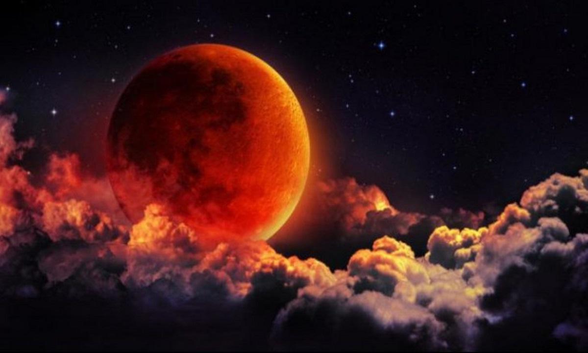Minerva: Eclipsa parțială de lună din 16 iulie face ravagii