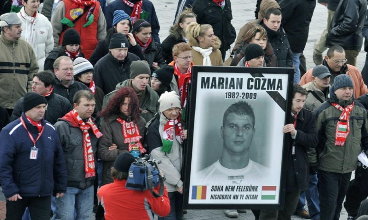 Unul dintre ucigaşii lui Marian Cozma, eliberat în secret!
