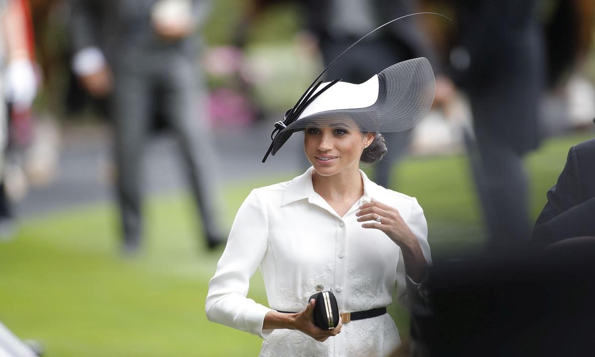 Meghan Markle, soţia prinţului Harry, a născut un băieţel