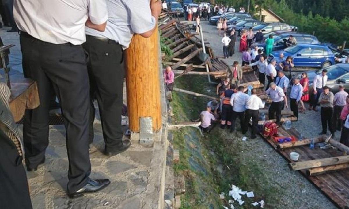 Tragedie la o nuntă din Neamț. Planul roșu de intervenție a fost activat