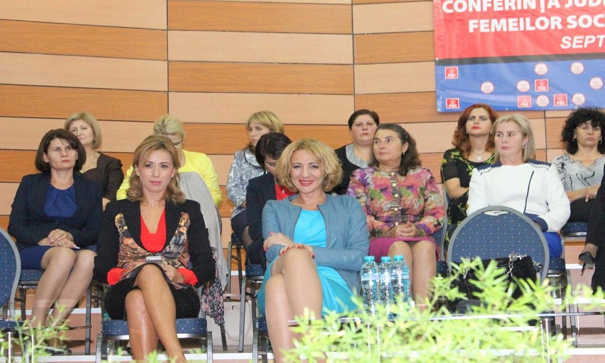 Reacția Organizaţiei Femeilor Social-Democrate prin care preşedintele PNL încearcă să răstoarne guvernul