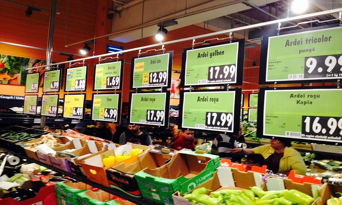 Prețurile alimentelor ating un nivel record din cauza inundațiilor!