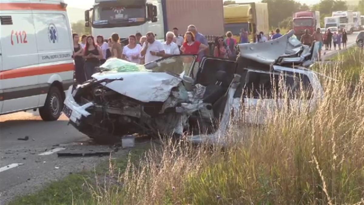 Accident în Bălțați, județul Iași. A fost activat Planul Roșu de Intervenție