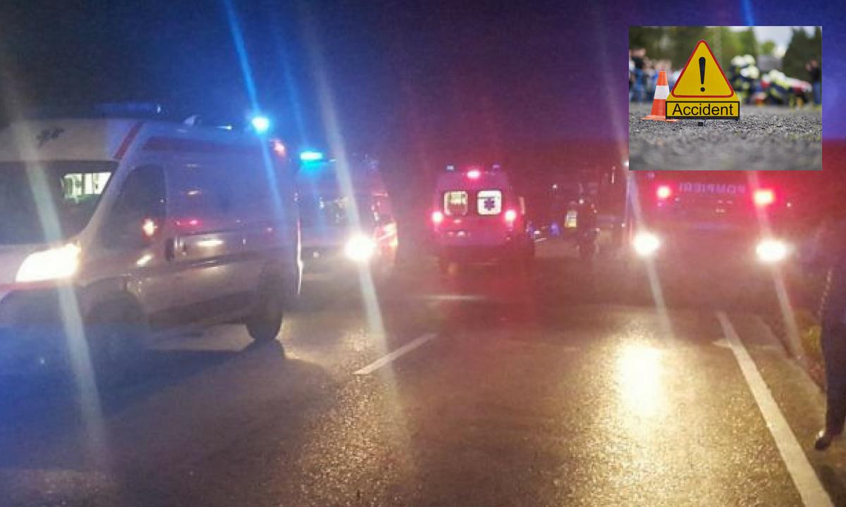 Suceava: Accident în Dărmăneşti, cu un autocar plin cu copii