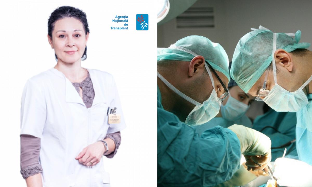 Alexandra Anca Mureșan a fost numită director executiv la Agenția Națională de Transplant, printr-un ordin al ministrului Sănătății.
