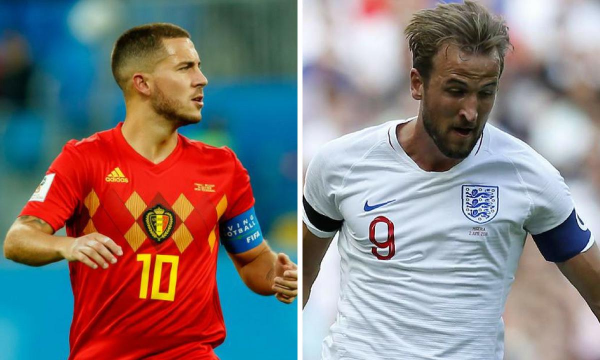 Belgia - Anglia scor live și video: Finala mică de la CM 2018