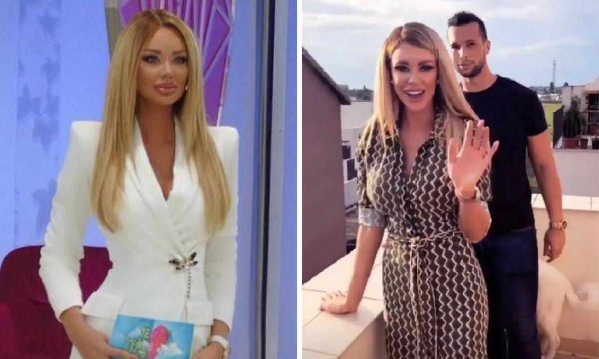 Bianca Drăgușanu rupe tăcerea după ce s-a spus că s-a împăcat cu Tristan Tate