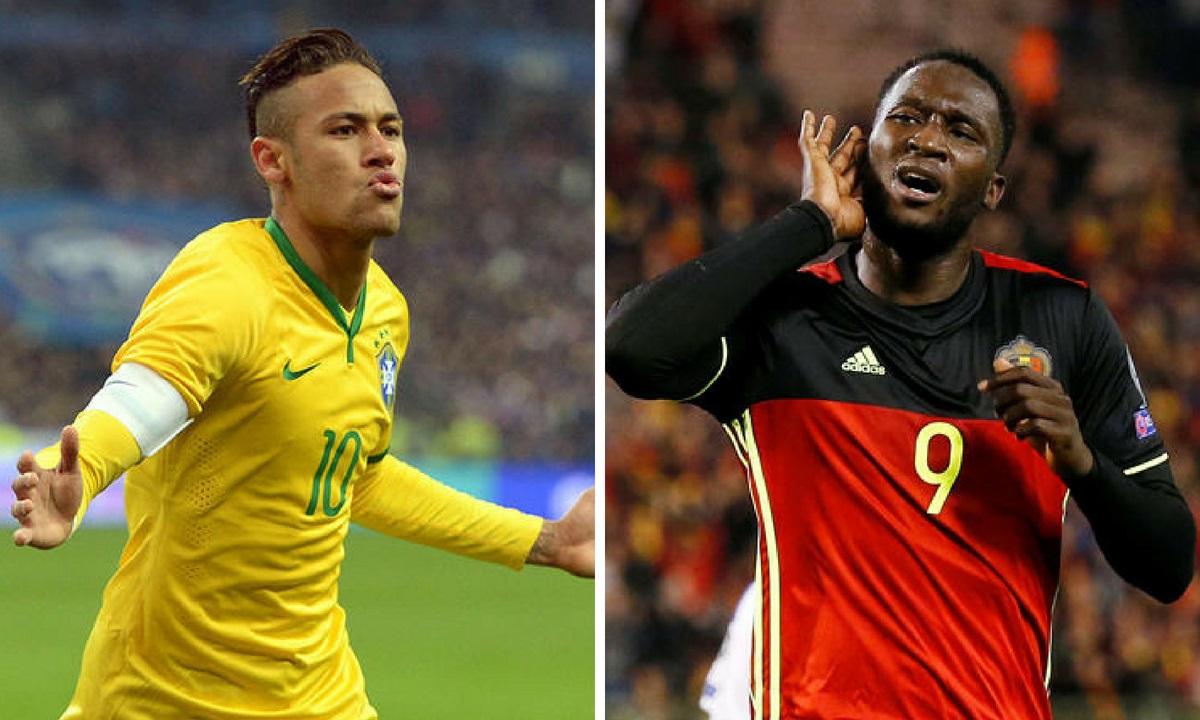 Brazilia - Belgia scor live și video. Derby-ul sferturilor de la CM 2018