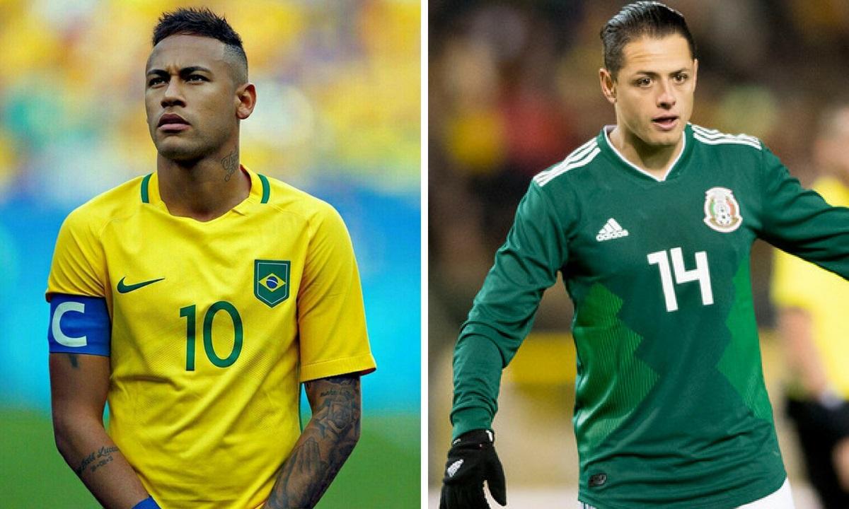 Brazilia - Mexic scor live și video - Optimi CM 2018