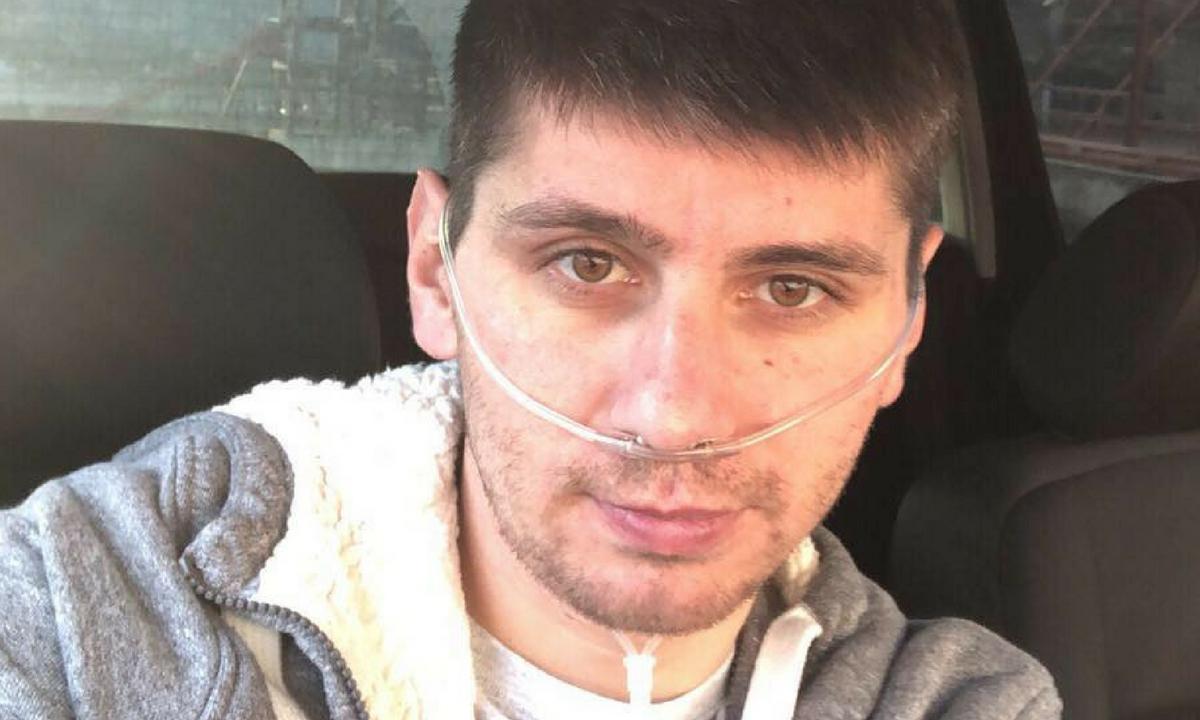 Călin Farcaș a murit. Cum a grăbit incompetența autorităților române sfârșitul tânărului