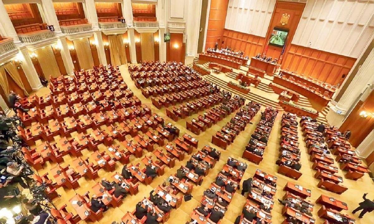 Modificarea Codului Penal a trecut de Parlament