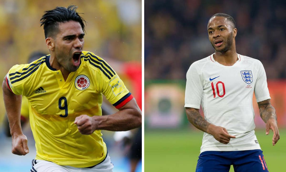 Columbia - Anglia scor live și rezumat video - CM 2018