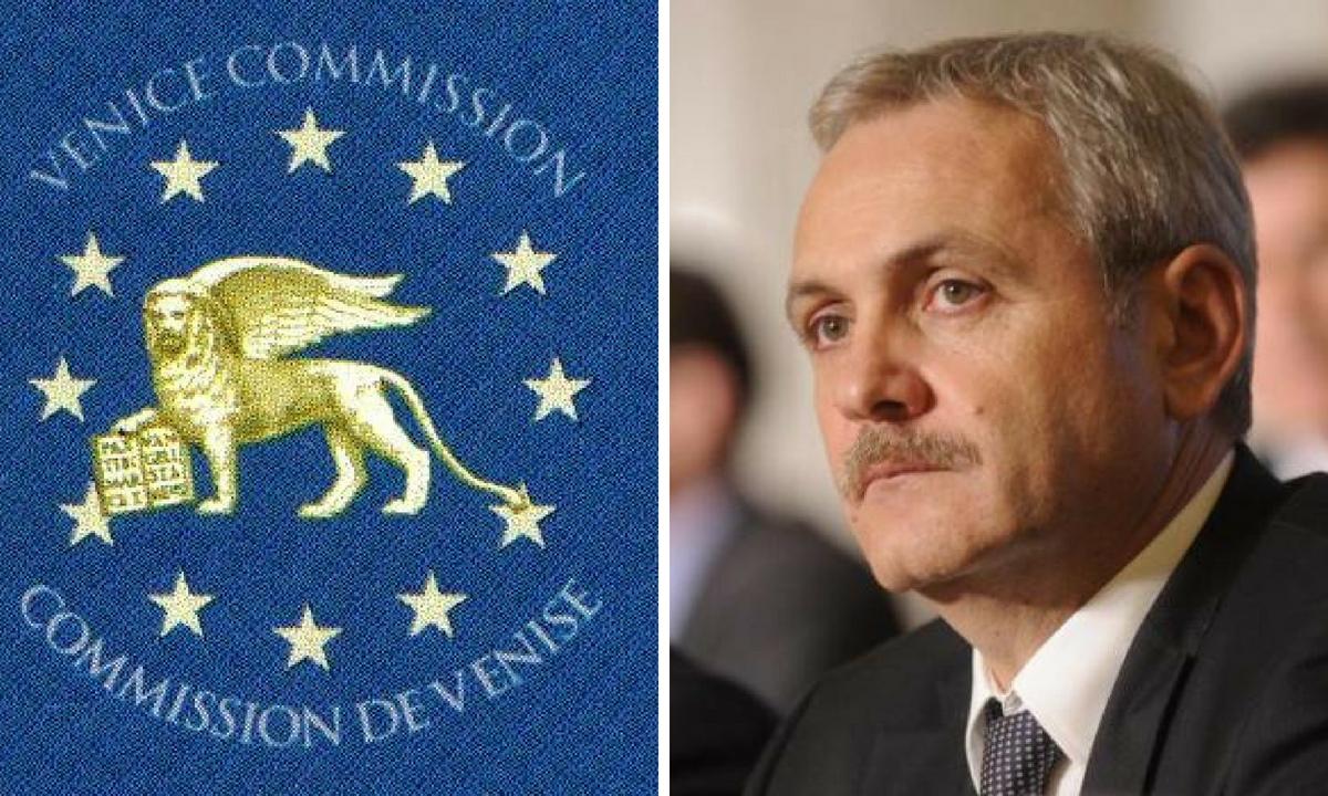 Lovitură pentru PSD! Decizia luată de Comisia de la Veneția, cu privire la legile Justiției