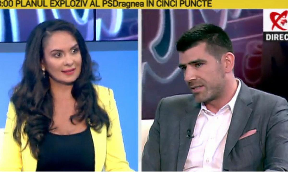 Scandal la Realitatea TV. Dragoș Bucurenci, dat afară din emisiune, după ce a criticat BOR
